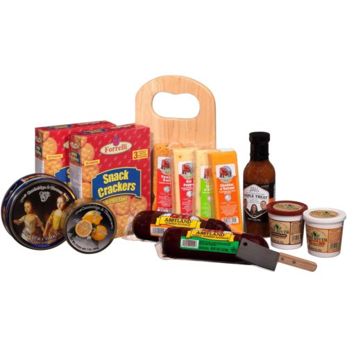 Deli-Direct-Wisconsin-Cheese-Sausage-Large-Gift-Basket-14-pc-0