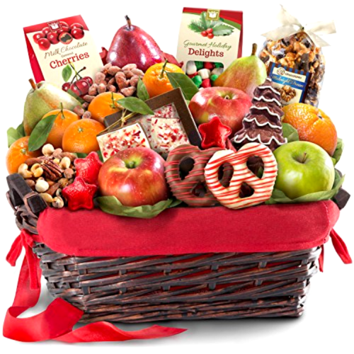 Golden-State-Fruit-Holiday-Chocolate-Nuts-Fresh-Fruit-Gift-Basket-0