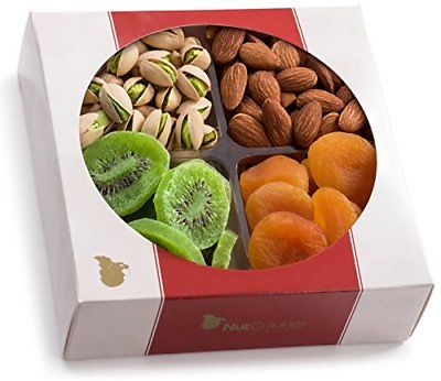 Nut-Cravings-Medium-Dried-Fruit-and-Nut-Gift-Basket–Holiday-Christmas-Gift-0