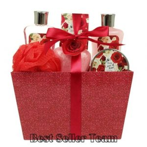 spa gift baskets for women best anniversary holiday bath and body luxury set