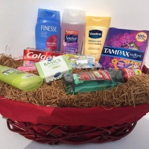 Women S Gift Basket Back To College Dorm Spa Hygiene Storage New. College Gift Baskets College Gift Baskets · Gourmet Finals Feast